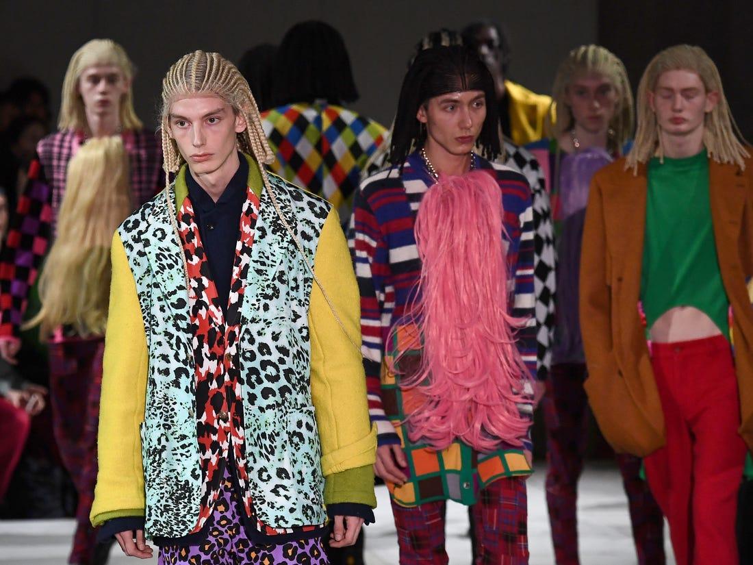 Comme Des Garcons Fashion Show Causes Backlash